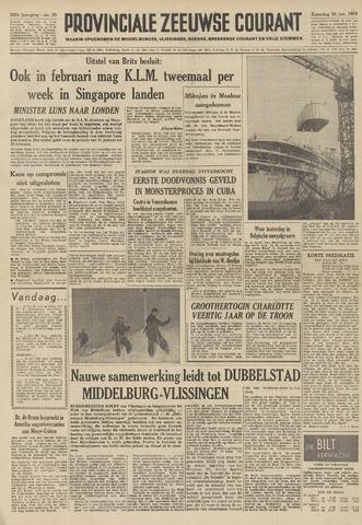 Provinciale Zeeuwse Courant 1959-01-24