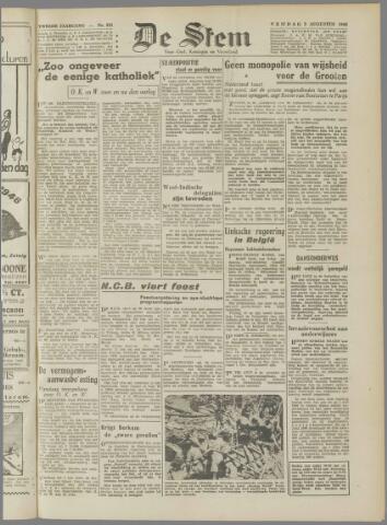 de Stem 1946-08-02