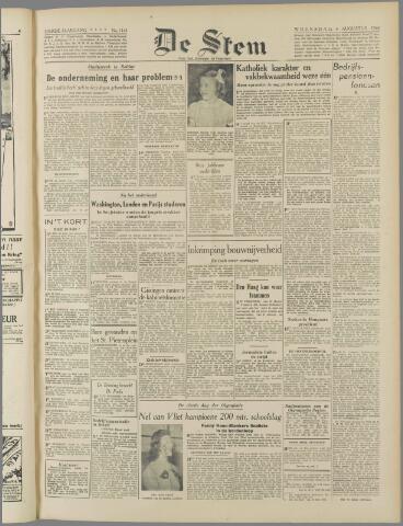 de Stem 1948-08-04