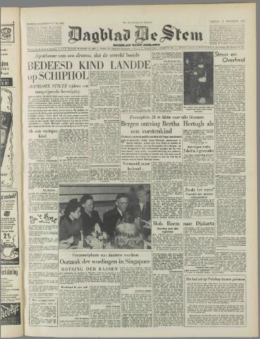 de Stem 1950-12-15