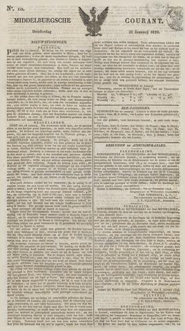 Middelburgsche Courant 1829-01-22