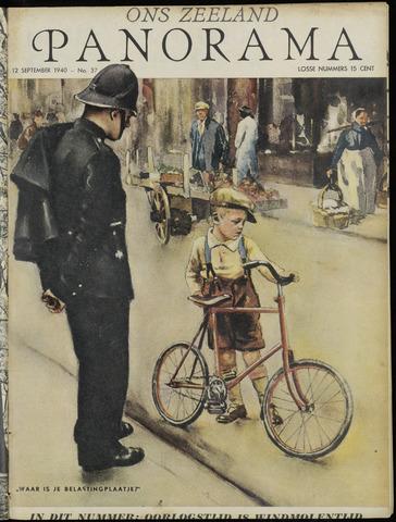 Ons Zeeland / Zeeuwsche editie 1940-09-12