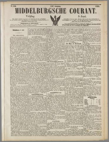 Middelburgsche Courant 1903-06-05
