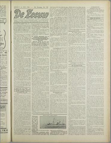 De Zeeuw. Christelijk-historisch nieuwsblad voor Zeeland 1944-06-06
