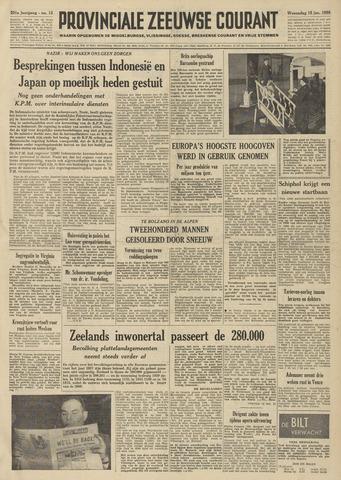 Provinciale Zeeuwse Courant 1958-01-15