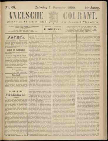 Axelsche Courant 1900-12-01
