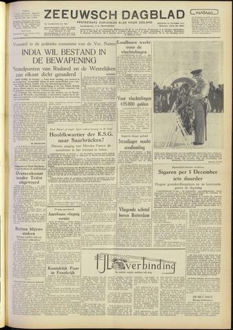 Zeeuwsch Dagblad 1954-10-26