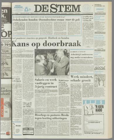 de Stem 1983-11-16