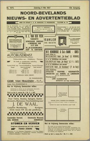 Noord-Bevelands Nieuws- en advertentieblad 1937-05-08