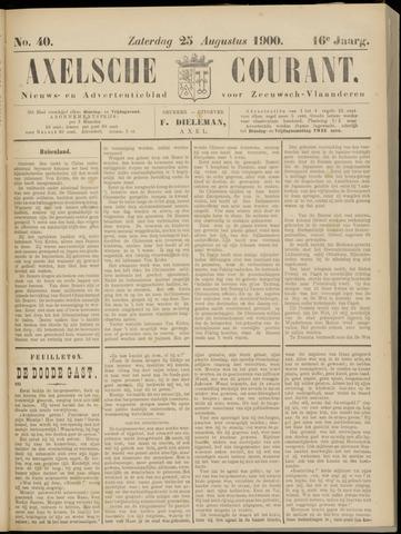 Axelsche Courant 1900-08-25