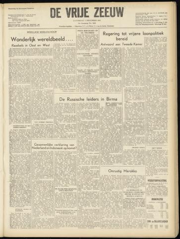 de Vrije Zeeuw 1955-12-03