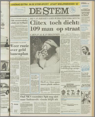 de Stem 1982-02-20