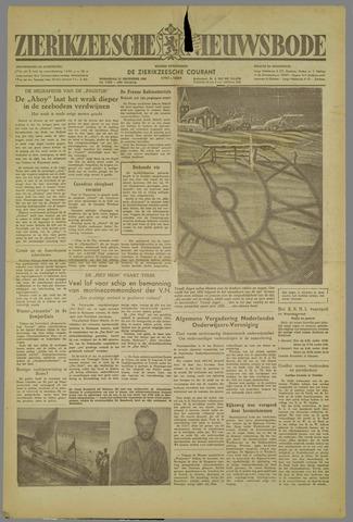 Zierikzeesche Nieuwsbode 1952-12-31