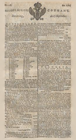 Middelburgsche Courant 1780-09-07