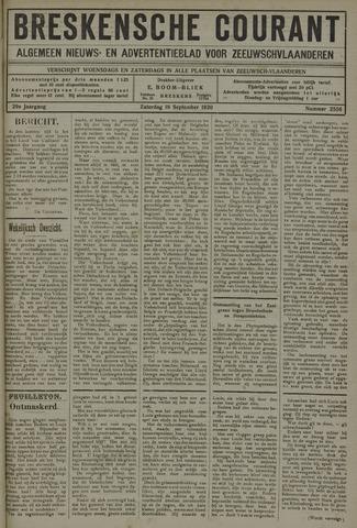 Breskensche Courant 1920-09-18