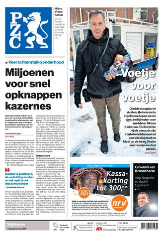 Provinciale Zeeuwse Courant 2019-01-25