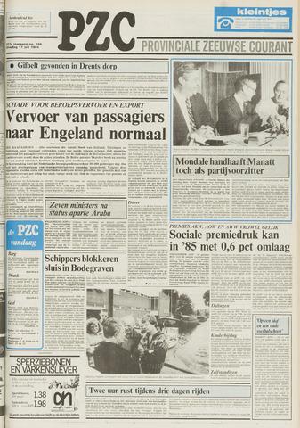 Provinciale Zeeuwse Courant 1984-07-17