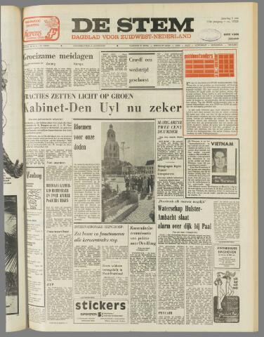 de Stem 1973-05-05