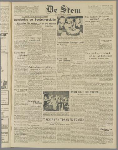de Stem 1947-10-08