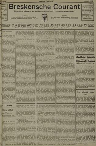 Breskensche Courant 1934-06-09