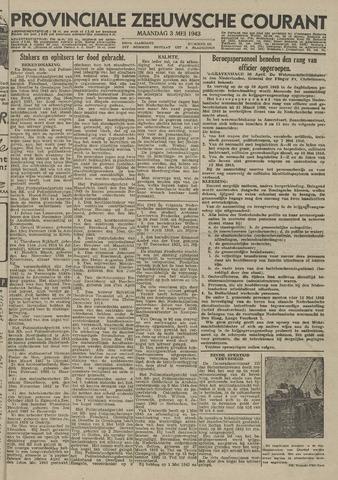 Provinciale Zeeuwse Courant 1943-05-03