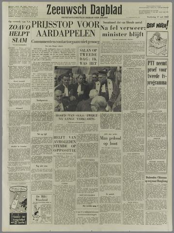 Zeeuwsch Dagblad 1962-05-17