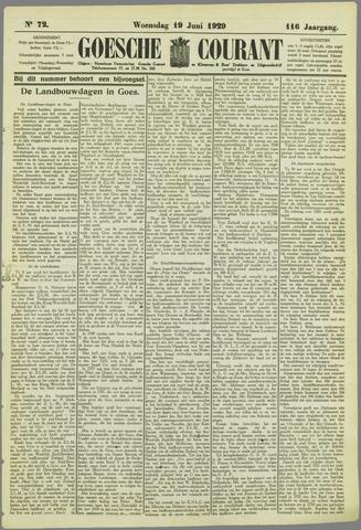 Goessche Courant 1929-06-19