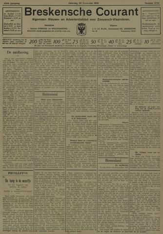 Breskensche Courant 1932-11-26