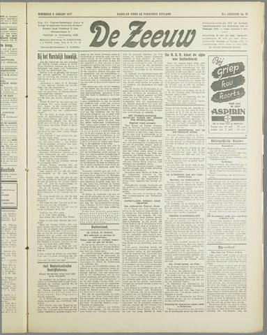 De Zeeuw. Christelijk-historisch nieuwsblad voor Zeeland 1937-01-06
