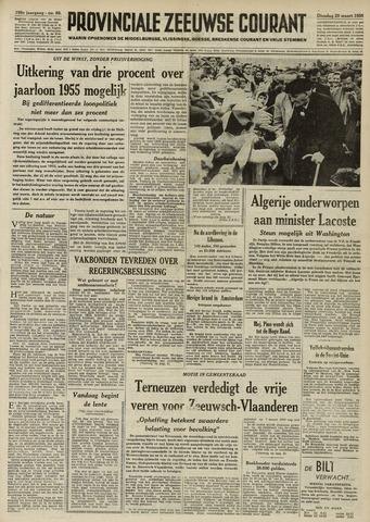 Provinciale Zeeuwse Courant 1956-03-20