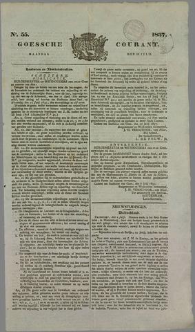 Goessche Courant 1837-07-10