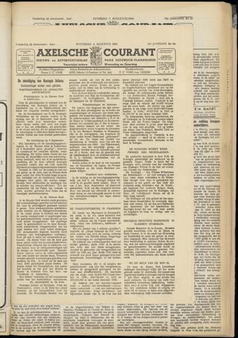 Axelsche Courant 1948-08-04