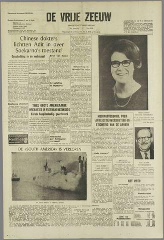 de Vrije Zeeuw 1966-02-17