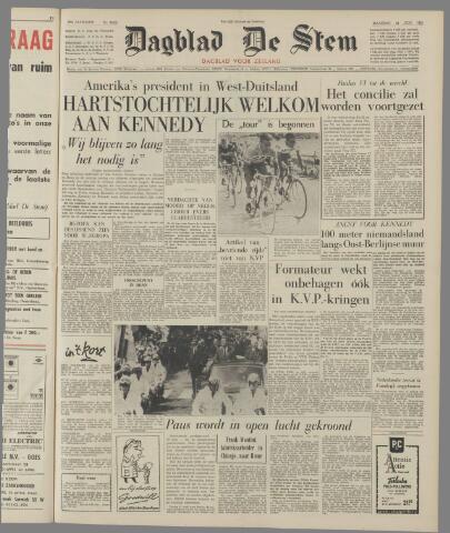 de Stem 1963-06-24