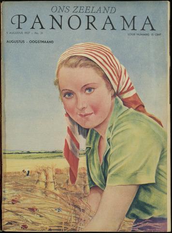 Ons Zeeland / Zeeuwsche editie 1937-08-05
