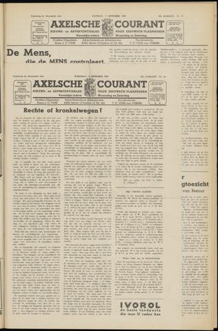 Axelsche Courant 1952-09-03