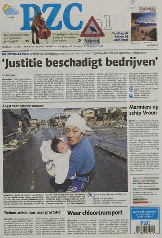 Provinciale Zeeuwse Courant 2011-03-15