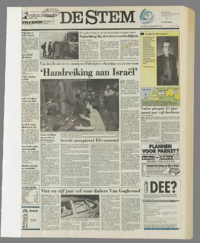 de Stem 1991-11-01