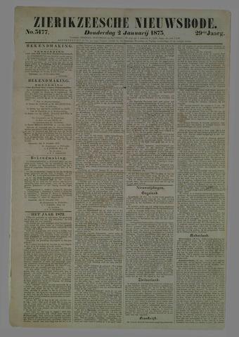Zierikzeesche Nieuwsbode 1873