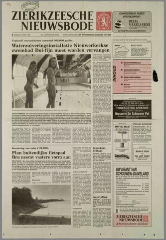 Zierikzeesche Nieuwsbode 1995-04-21