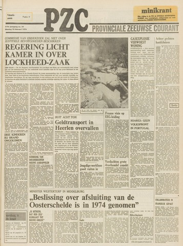 Provinciale Zeeuwse Courant 1976-02-10