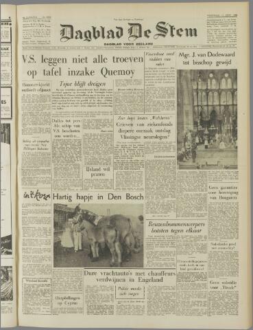 de Stem 1958-09-10