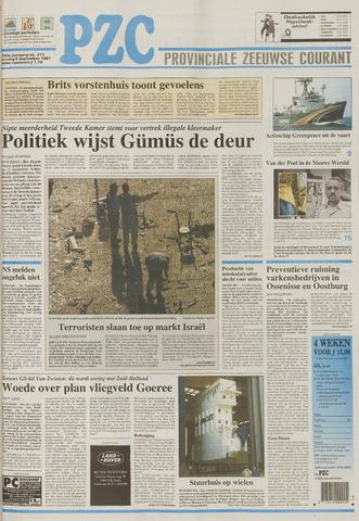 Provinciale Zeeuwse Courant 1997-09-05