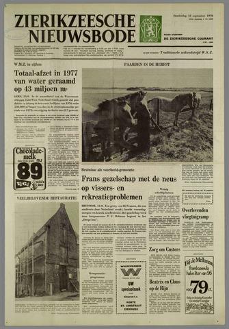 Zierikzeesche Nieuwsbode 1976-09-16