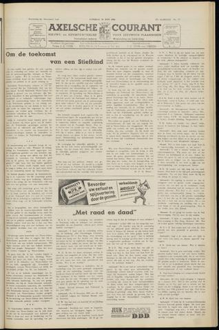 Axelsche Courant 1953-06-20