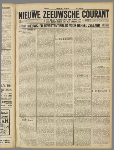 Nieuwe Zeeuwsche Courant 1933-07-06