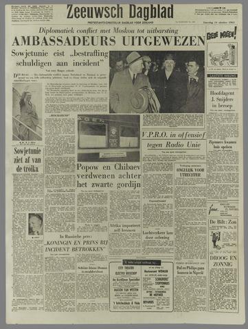 Zeeuwsch Dagblad 1961-10-14