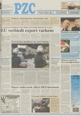 Provinciale Zeeuwse Courant 1997-02-13