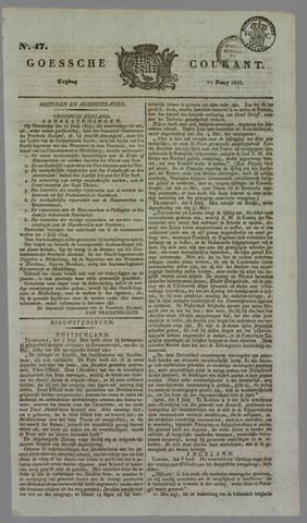 Goessche Courant 1833-06-14