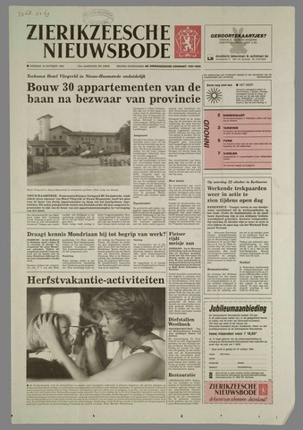Zierikzeesche Nieuwsbode 1994-10-18